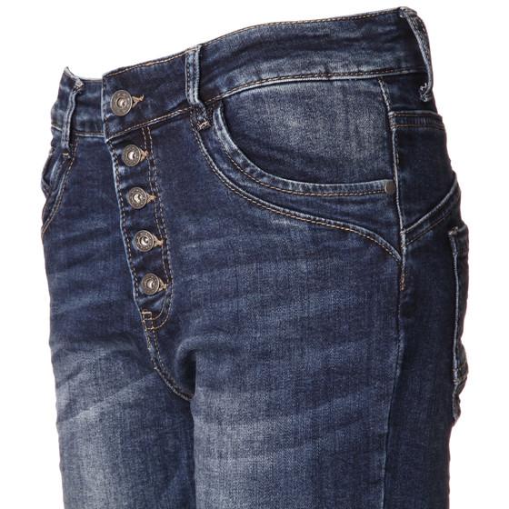 BASIC.de Boyfriend-Hose 5-Knopf Jeans XL 6JiJO