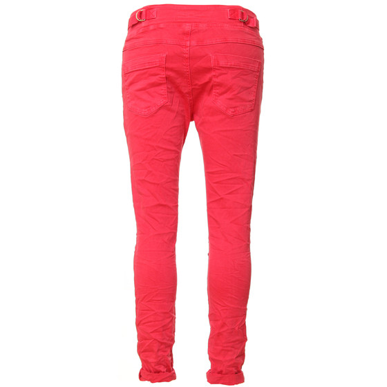 BASIC.de Cotton Stretch-Hose im Jogging-Pant Style MELLY & CO 8139 Melone S