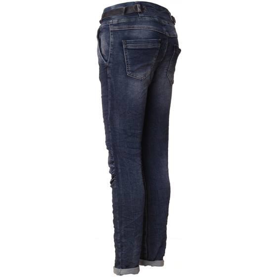 BASIC.de Cotton Stretch-Hose im Jogging-Pant Style MELLY & CO 8139 Jeans L