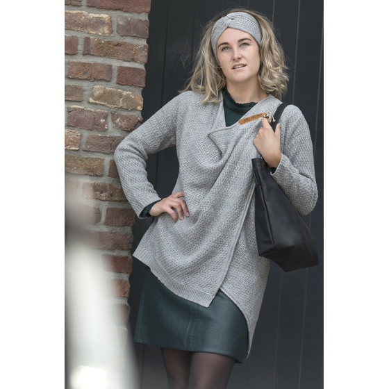 BASIC.de Damen-Stirnband Knit Factory Joy